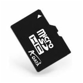 8 GB . microSDHC karta A-DATA class 10 + adapter