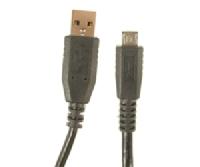 ASY-18683-001 BlackBerry datový kabel microUSB (Bulk)
