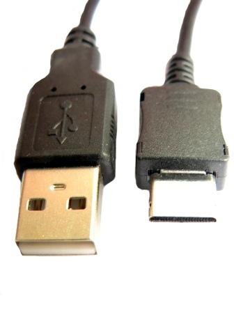 ASY-28109-003 BlackBerry microUSB Datový Kabel (Bulk)