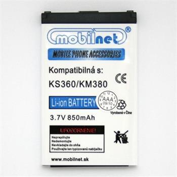 Batéria LG KS360/KM380 (GB250,KF240,KF245,KF300,KF330,KF755,KM240,KM380,KM385,KM386,KM500,KM550,KS360,KT520)