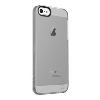 Belkin Shield Sheer Acryl Zadní Kryt Biely pro iPhone 5/5S/SE