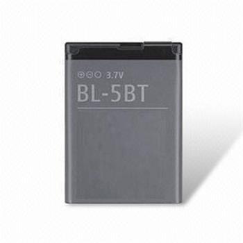 BL-5BT Nokia baterie 860mAh Li-Ion (Bulk) (2600c,7510) (2500000166020)
