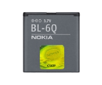 BL-6Q Nokia baterie Li-Ion 970mAh (Bulk) (6700c, 6700c Illuvial)