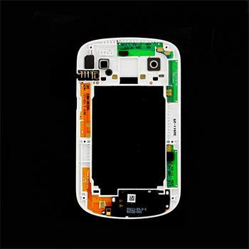 BlackBerry 9900 White Komplet Střední Díl