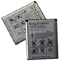 BST-33 SonyEricsson baterie 950mAh Li-Pol (Bulk) (Aino,C702,C901GreenHeart,C903,G502,G700,G705,G900,K530i,K800)