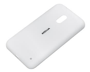 CC-3057 Nokia Lumia 620 Ochranný Kryt White (EU Blister)