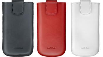CP-594 Nokia Pouzdro vel. M White (EU Blister)
