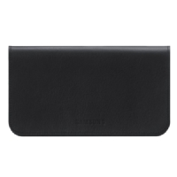 EF-C1A2LBE Samsung Kožené Pouzdro pro i9100/i9105 Čierne Pošk.Balení (EU Blister)