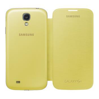 EF-FI950BYE Samsung Flip Pouzdro pro Galaxy S4 i9500/i9505 žlté (EU Blister)