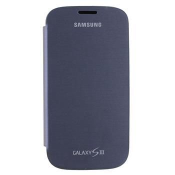 EFC-1G6FBE Samsung Flip Pouzdro pro Galaxy S III (i9300) Pebble Blue (EU Blister)