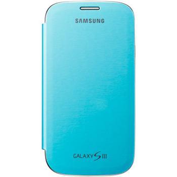 EFC-1M7FLE Samsung Flip Pouzdro pro Samsung Galaxy S3mini i8190/i8195/i8200VE Light Modré (EU Blister)