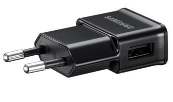 ETA0U81EBE Samsung USB Cestovná nabíjačka 1A (Bulk)