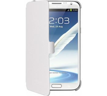 ETUISMN7100W Samsung N7100 Original Flip Pouzdro White (EU Blister)
