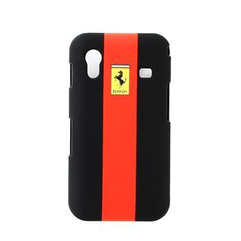 FERU5830RE Ferrari Zadní Kryt Samsung S5830 Ace Rubber Red