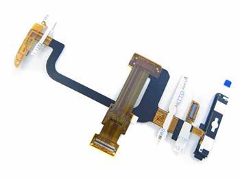 Flex kábel Nokia C6-00 originál