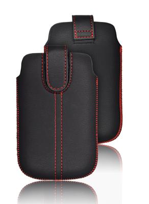 ForCell Chic Ultra Slim M4 Pouzdro Black pro Nokia E52, C5,...