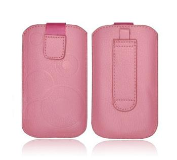 ForCell Deko Pouzdro Pink pro iPhone 5, 5C, 5S