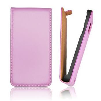 ForCell Slim Flip Pouzdro Violet pro HTC Desire X