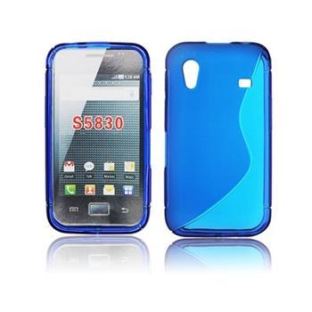 ForCell Zadní Kryt Lux S Blue pro Samsung S5830