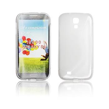 ForCell Zadní Kryt Lux S Transparent pro Samsung i9505 Galaxy S4