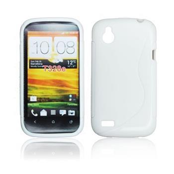 ForCell Zadní Kryt Lux S White pro HTC Desire X