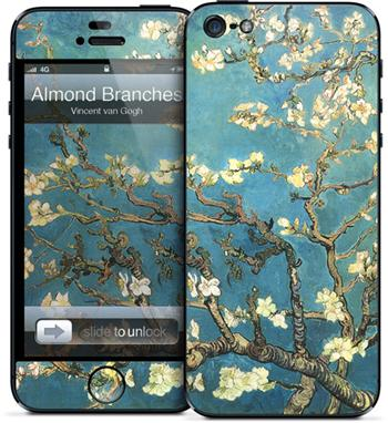 GelaSkins Almond Branches in Bloom iPhone 5/5S/SE