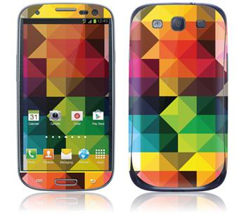 GelaSkins Intermezzo Samsung Galaxy SIII i9300