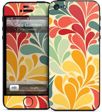 GelaSkins Sea Garden iPhone 5/5S/SE