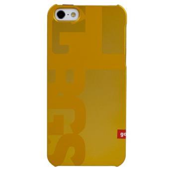 GOLLA zadní kryt pro Apple iPhone 5/5S Wayne G1413 Yellow