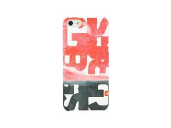 GOLLA zadní kryt pro Apple iPhone 5 Steve G1418 Red