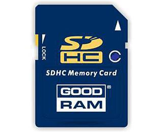 GOODRAM SDHC 32 GB Class 4 (SDC32GHC4GRR9)