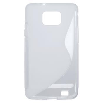 Gumené puzdro Samsung Galaxy S II