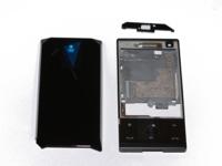HTC Diamond Přední, Horní kryt vč. klávesnice