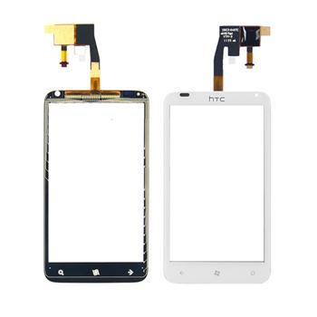 HTC Radar Sklíčko + Dotyková Deska White