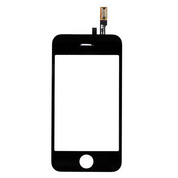 iPhone 3G dotyková deska + sklíčko Black