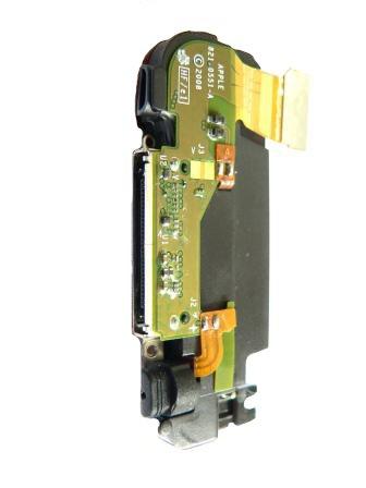 iPhone 3G komplet reproduktor + systémový konektor Black