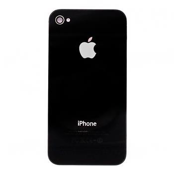 iPhone 4S Black Original Zadní Kryt