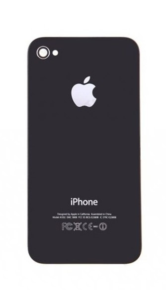 iPhone 4S White Zadní Kryt OEM