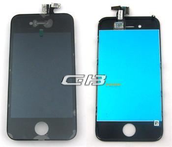 IPHONE DOTYK 4S dotyk + LCD Black