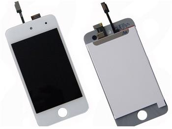 iPod Touch 4Gen LCD Display vč. Dotyku White