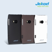 JEKOD Super Cool Case White for Nokia X7 + ochranná fólia na displej