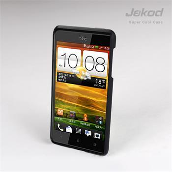 JEKOD Super Cool Pouzdro Black pro HTC ONE SU