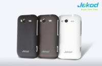 JEKOD Super Cool Pouzdro Black pro HTC WildFire S + ochranná fólia na displej