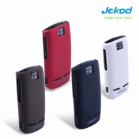 JEKOD Super Cool Pouzdro Black pro Nokia 600