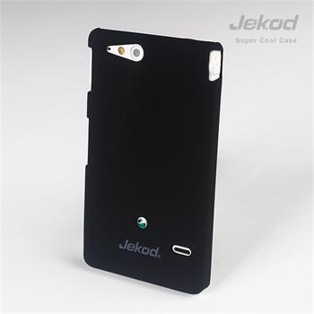 JEKOD Super Cool pouzdro Black pro Sony Xperia GO ST27i