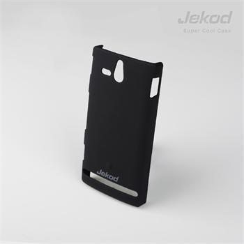 JEKOD Super Cool pouzdro Black pro Sony Xperia U ST25i
