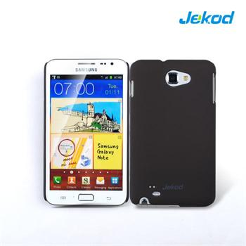 JEKOD Super Cool Pouzdro Brown pro Samsung Galaxy Note