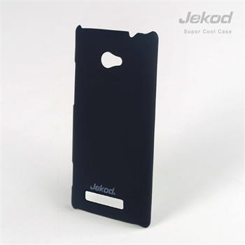 JEKOD Super Cool Pouzdro Čierne pro HTC 8X