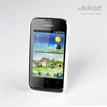 JEKOD Super Cool Pouzdro White pro Huawei Ascend Y210