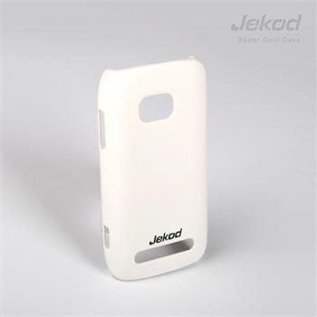 JEKOD Super Cool Pouzdro White pro Nokia 710 Lumia